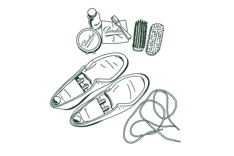 Guide d'entretien de ses chaussures en 6 étapes