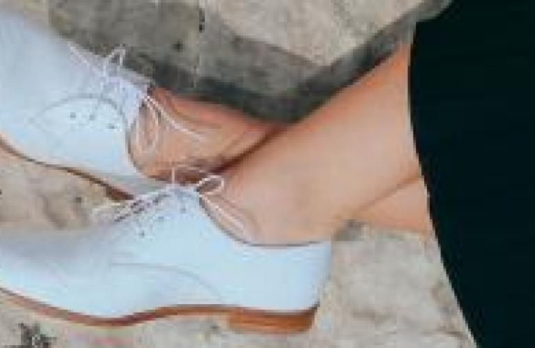 Chic - Circe lisse blanc