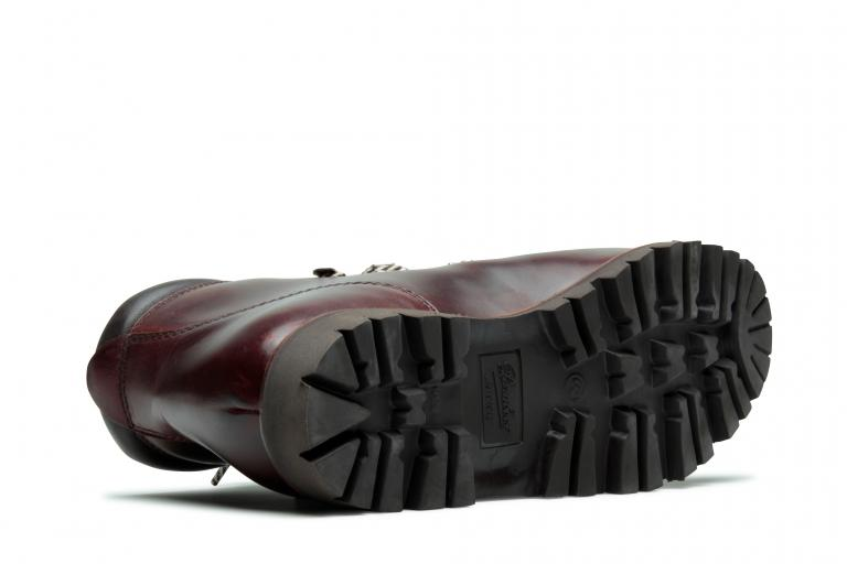Avoriaz Lisse écorce - Genuine rubber sole