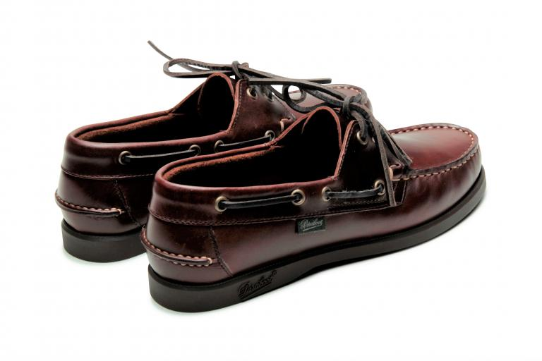 Barth f Lisse américa - Genuine rubber sole