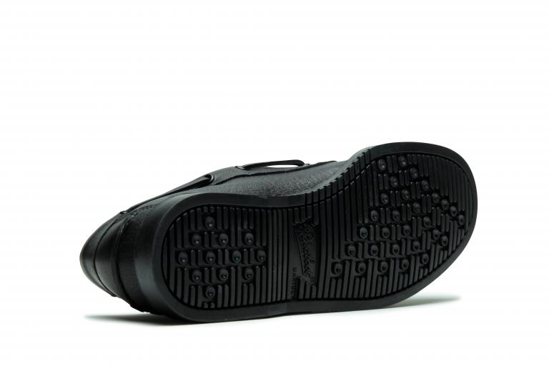 Barth Cerf noir - Genuine rubber sole