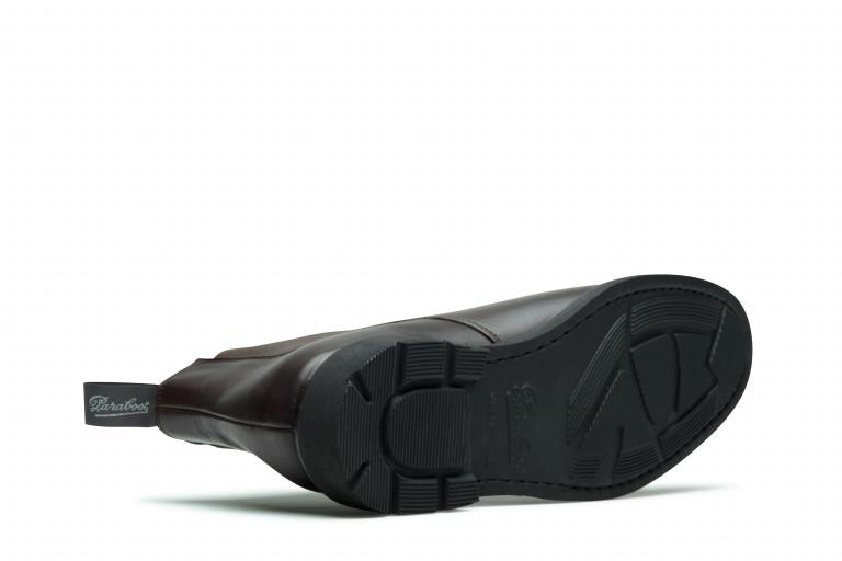 Chamfort Lisse café - Genuine rubber sole
