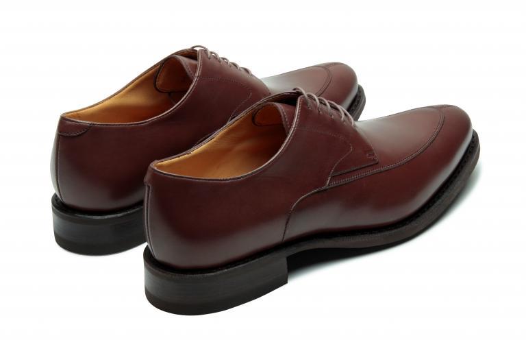 Chelsea Lisse marron - Genuine rubber sole
