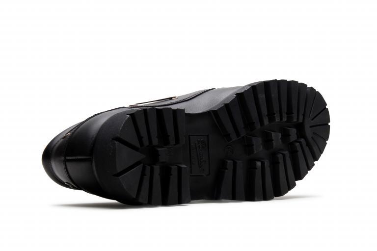 Chimey Lis noir ink - Genuine rubber sole