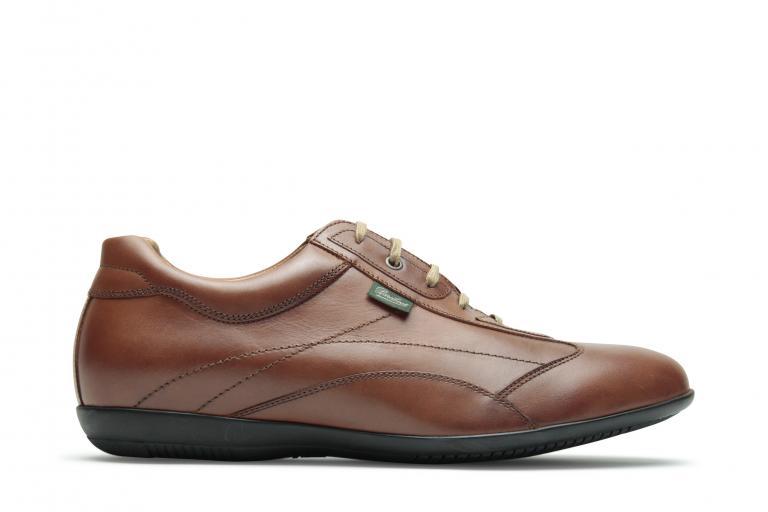 Estoril Lisse brandy - Genuine rubber sole