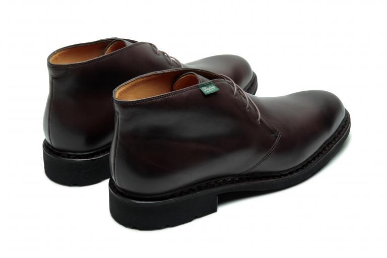 Lully Lisse café - Genuine rubber sole