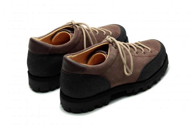 Montana Velours marron - Genuine rubber sole
