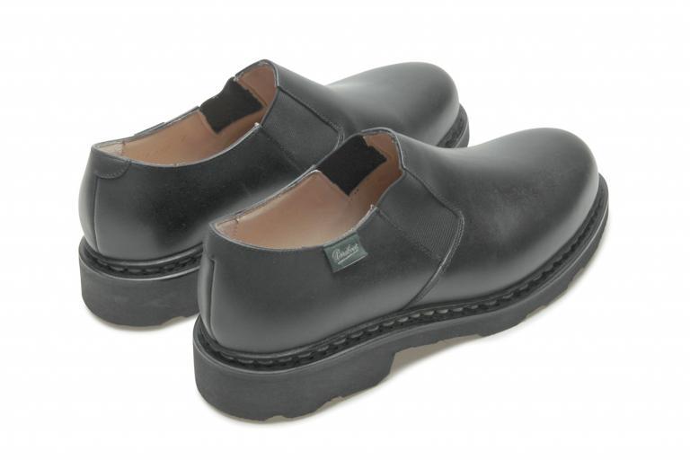 Nano - cuir lisse noir (arrière)