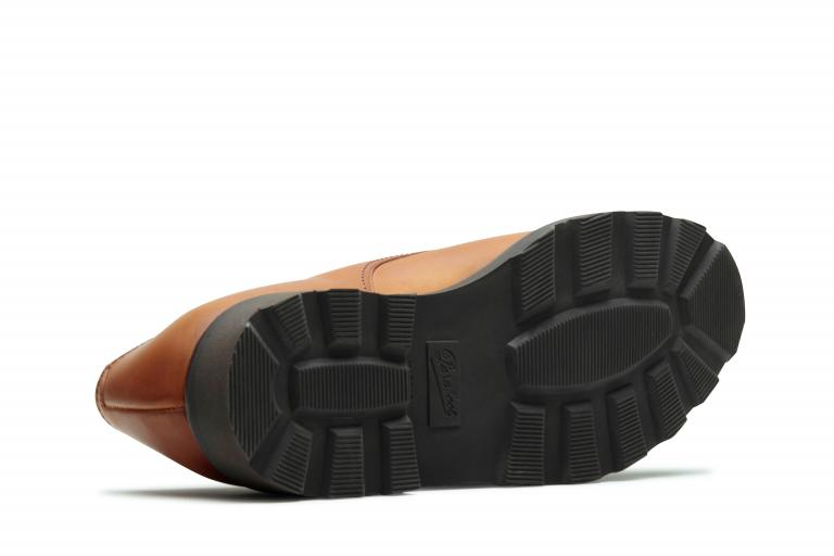 William Lisse gold - Genuine rubber sole