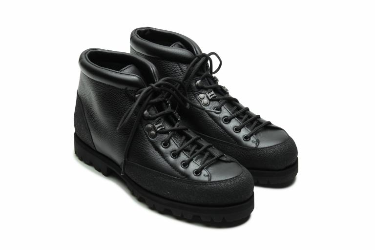 Yosemite Foulonne noir - Genuine rubber sole