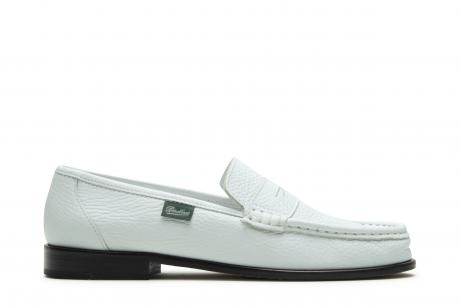 GRENELLE/CUIR+P PRINT-FOUL WHITE