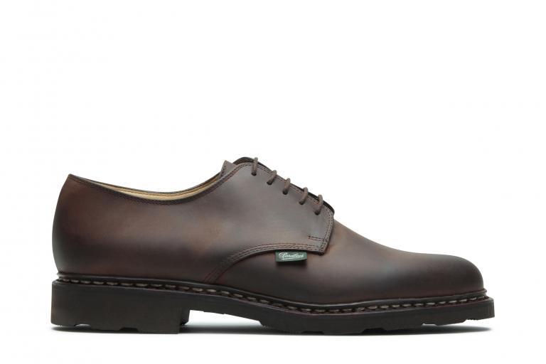 Arles Nubuck gringo - Genuine rubber sole