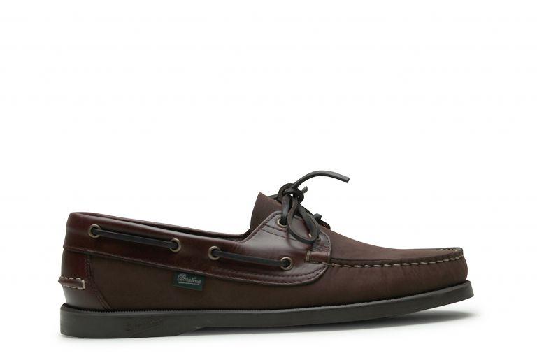 Barth Nubuck gringo/américa - Genuine rubber sole