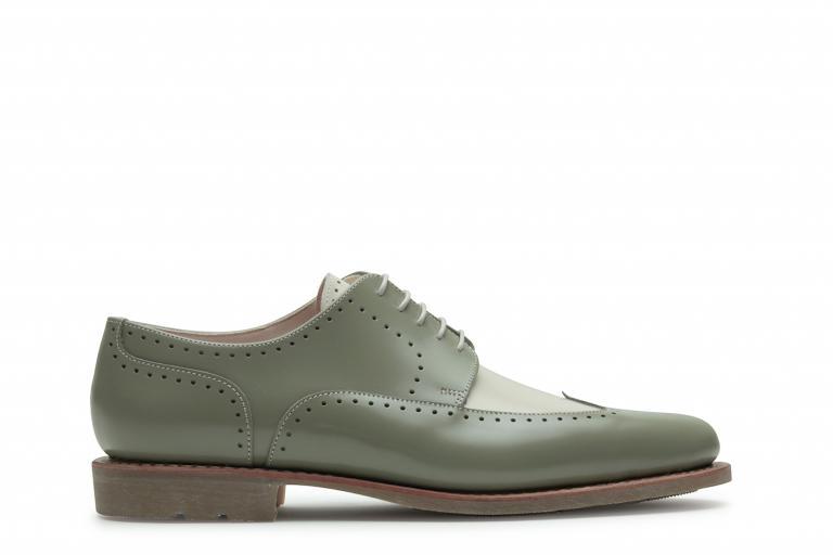 Gant Glossy amande/crême - Genuine rubber sole