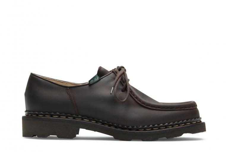 Michael Nubuck gringo - Genuine rubber sole