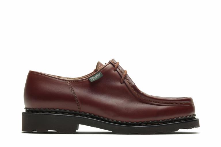 Michael Lisse fauve - Genuine rubber sole