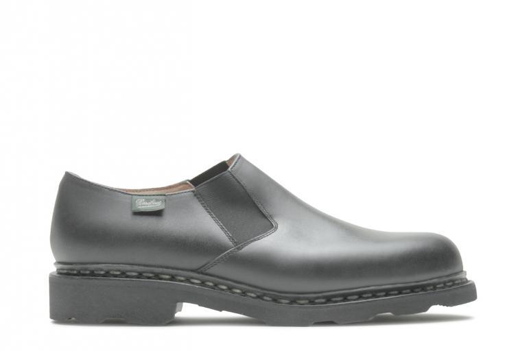 Nano Lisse noir ink - Genuine rubber sole