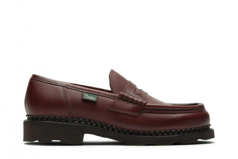 Orsay Lisse marron - Genuine rubber sole